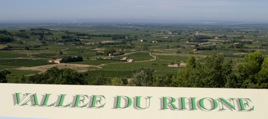 en 2010, Rasteau atteint des sommets et devient un Cru des Côtes du Rhône, désormais seul le nom du village fait office d'AOC : 'Appellation d'Origine Contrôlée'.   © Office de tourisme Rasteau