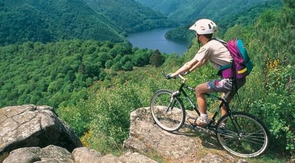 Découverte de la Corrèze en VTT   © tourisme-correze.com