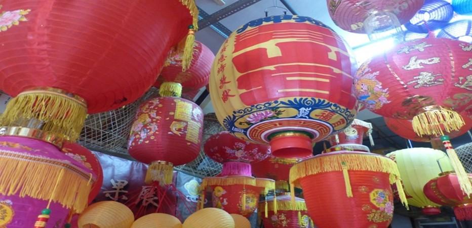 Lukang, le boutique de Maître Wu Dun Hou   © Catherine Gary