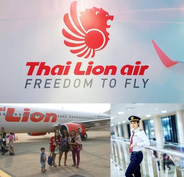 Thai Lion Air a démarré ses activités aériennes au Royaume du Sourire  il y a trois ans à peine et connaît déjà la consécration. Filiale à 51% du groupe indonésien Lion Air*, cette compagnie aérienne est  donc thaïlandaise pour les 49% restants, c'est la règle.© Richard Bayon