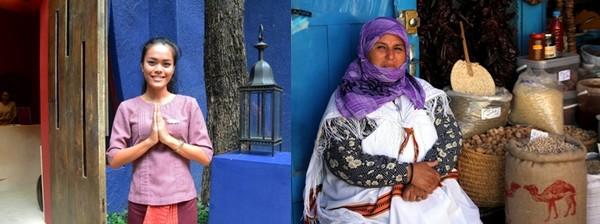 """Des guides """"Le Petit Futé"""" pour découvrir de nombreuses destinations comme la Thaïlande ou Djerba en Tunisie.  © David Raynal"""