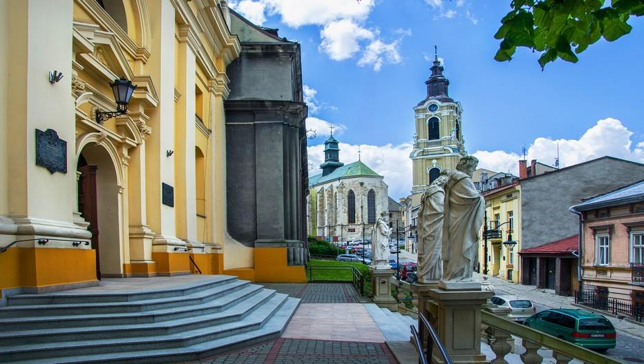 La Podkarpackie possède un remarquable patrimoine en églises romaines et orthodoxes. ©  O.T. Pologne/G.Karnas