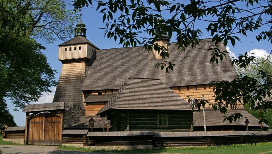 Eglise de Haczów  © O.T. Pologne/Jan Solek