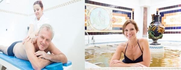 Géré depuis 1986 par la Chaîne Thermale du Soleil, Lamalou-les-Bains est devenu un centre de rééducation en traumatologie et ses 15 sources soignent en particulier les affections liées à la neurologie et à la rhumatologie.© La Chaîne du Soleil