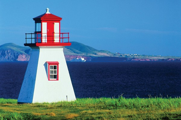 Le Phare Alright. © Québec Maritime.