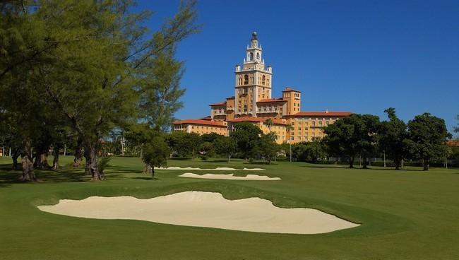 Le Biltmore offre la possibilité de prendre des cours en individuel ou en groupe avec la John Pallo Golf Academy.  © The Biltmore