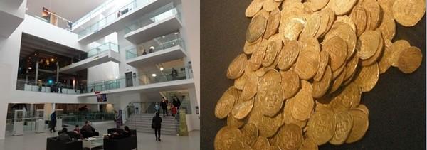 Les trésors de l'Ulster Museum vont vous éblouir.  © ireland.com