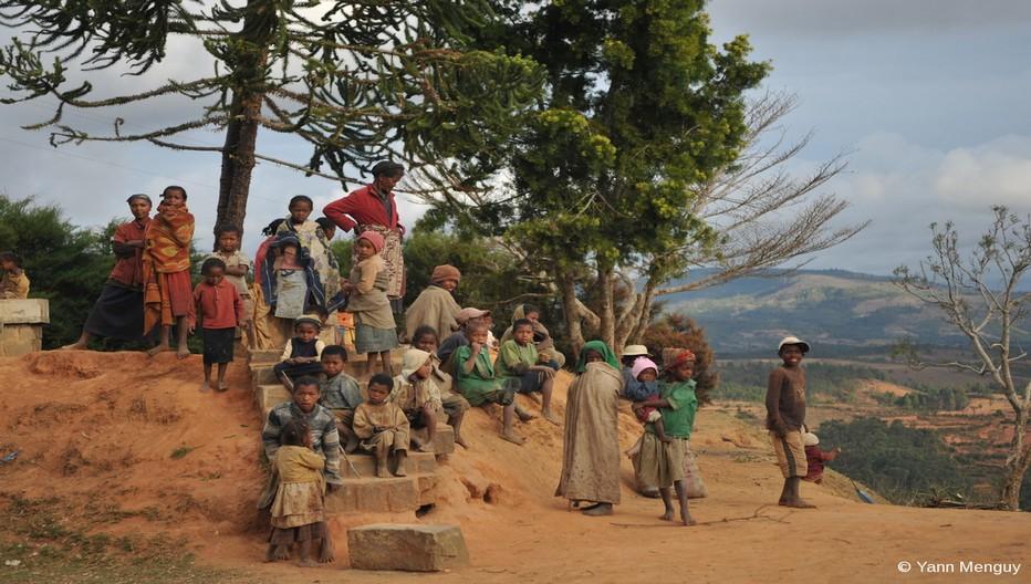 Le tourisme solidaire pour ceux, qui souhaitent aller à la rencontre des habitants, connaître leur culture et leur mode de vie. © Yann Menguy