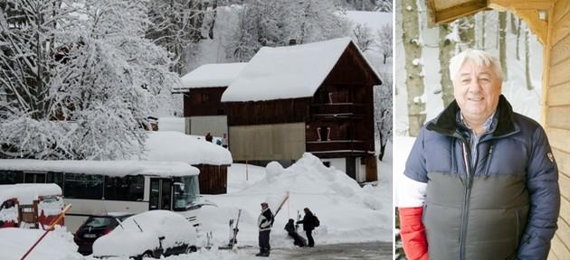 Pascal Yffernet est depuis décembre 2015 le directeur du village Balcons du Mont-Blanc. Pascal Yffernet est depuis décembre 2015 le directeur du village Balcons du Mont-Blanc. © David Raynal