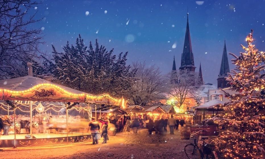 Transavia vous transporte dans la féérie des plus beaux marchés de Noël d'Europe © Lindigomag/Pixabay