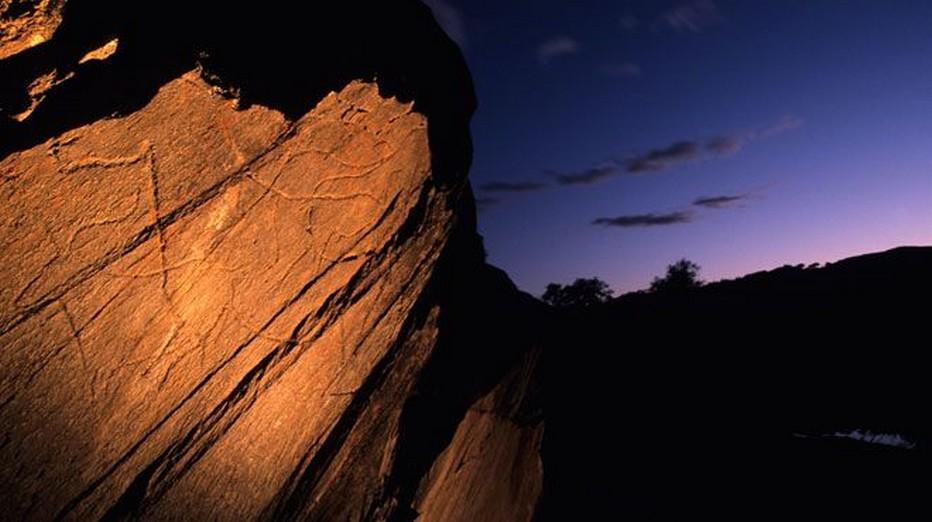 La vallée de la Côa, au nord du Portugal, est le plus important site d'art rupestre de plein air du Paléolithique supérieur de toute l'Europe.  © www.VisitPortugal