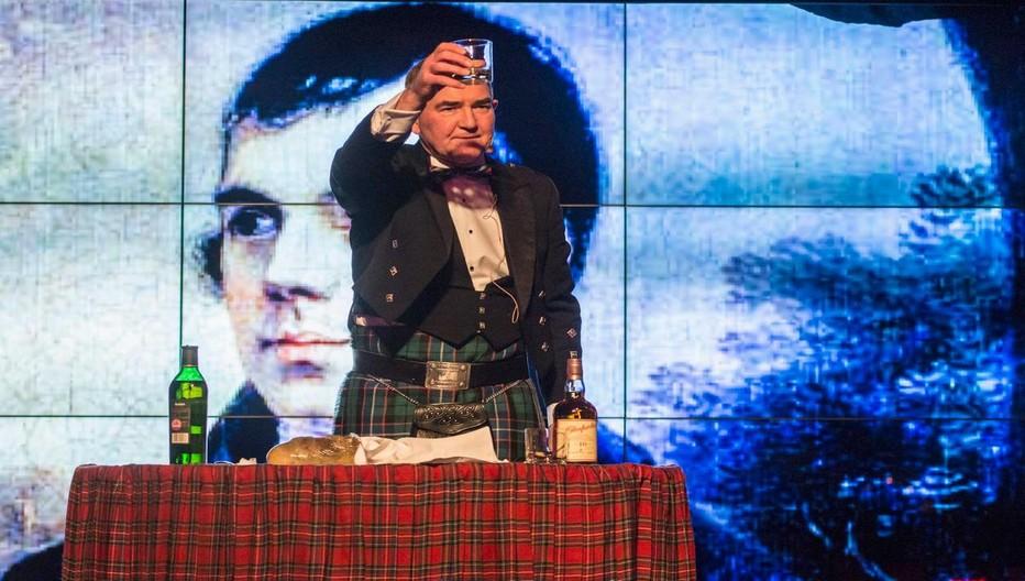 Tous les 25 janvier, l'Écosse et tous les Ecossais dans le monde fêtent leur poète national, Robert Burns.  © www.visitscotland.com/fr