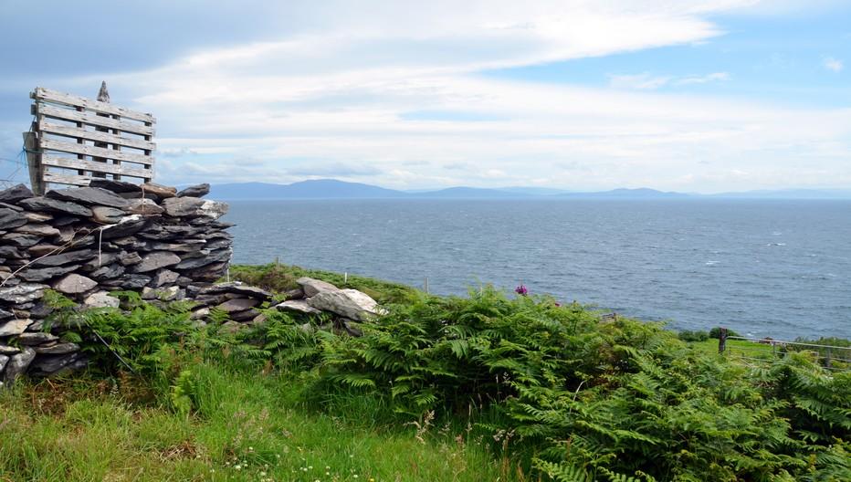 Dingle est aussi un merveilleux point de départ pour parcourir les petites routes de la péninsule et découvrir ses nombreux vestiges historiques et archéologiques.© David Raynal