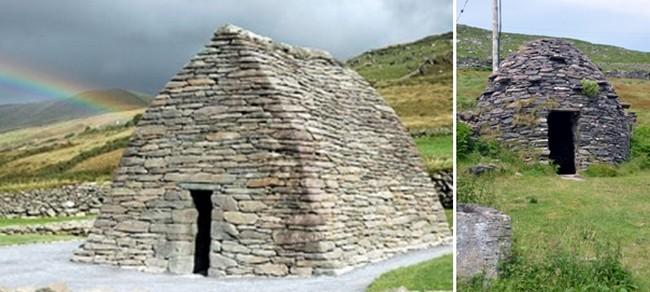 Les Beehive Huts datent également de l'âge du bronze. © Wilkipedia et © David Raynal