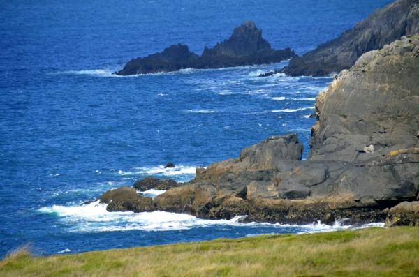 La «Wild Atlantic Way», est la route côtière la plus longue au monde qui sillonne le littoral irlandais sur plus de 2500 kilomètres© David Raynal