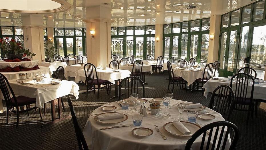 L'autre atout force de cet hôtel est de disposer d'un restaurant digne de ce nom© Richard Bayon.