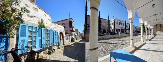 Alaçati, la perle égéenne est idéalement située aux portes des plus beaux sites de Turquie classés au patrimoine mondial de l'UNESCO. Crédit photo David Raynal