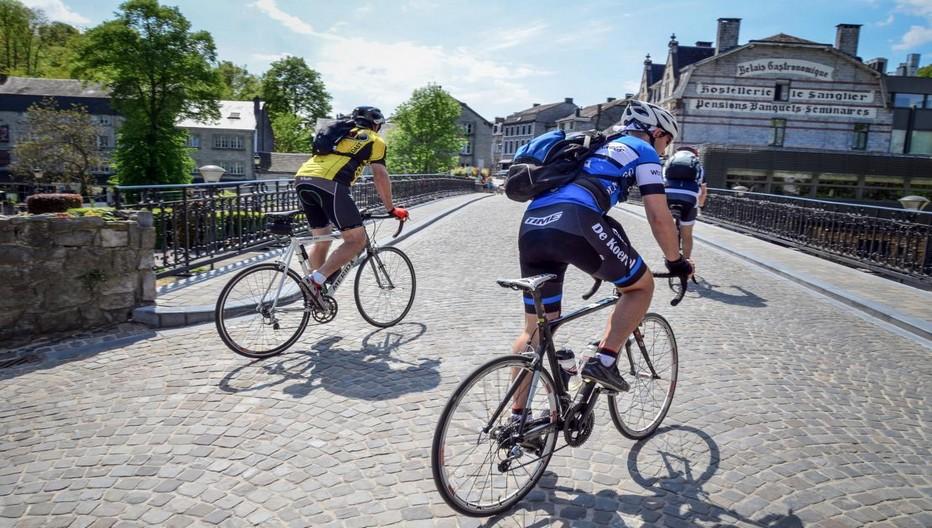 Le Réseau Autonome des Voies Lentes (RAVeL), c'est plus de 1.365 km de chemins réservés aux piétons, cyclistes, cavaliers, personnes à mobilité réduite ! Crédit photo OT P.Willems.