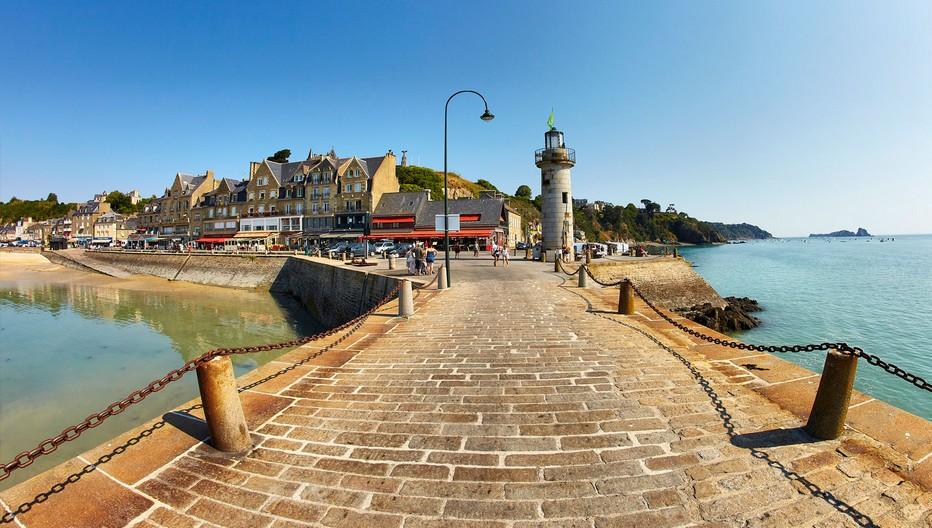 Cancale a reçu son titre de ville à l'époque de François 1er qui raffolait de ses huitres...Crédit photo D.R.