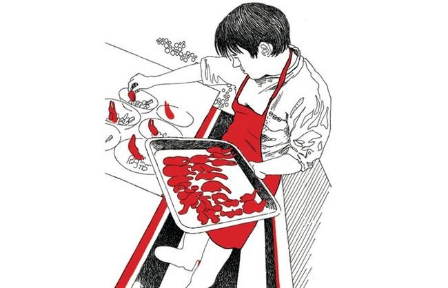 L'objectif d'Emmanuel Tessier et de son école de cuisine Corsaire Objectif: est de traduire les recettes du grand chef Olivier Roellinger pour se rapprocher de l'univers de la cuisine familiale.Crédit photo D.R.