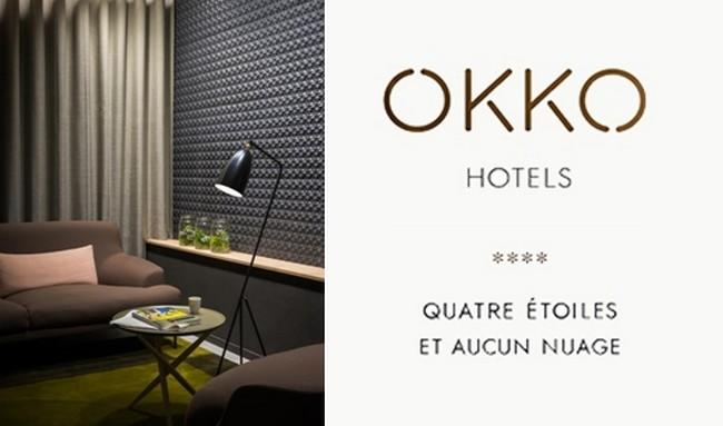 Okko Hôtels  « Quatre  étoiles et aucun nuage »