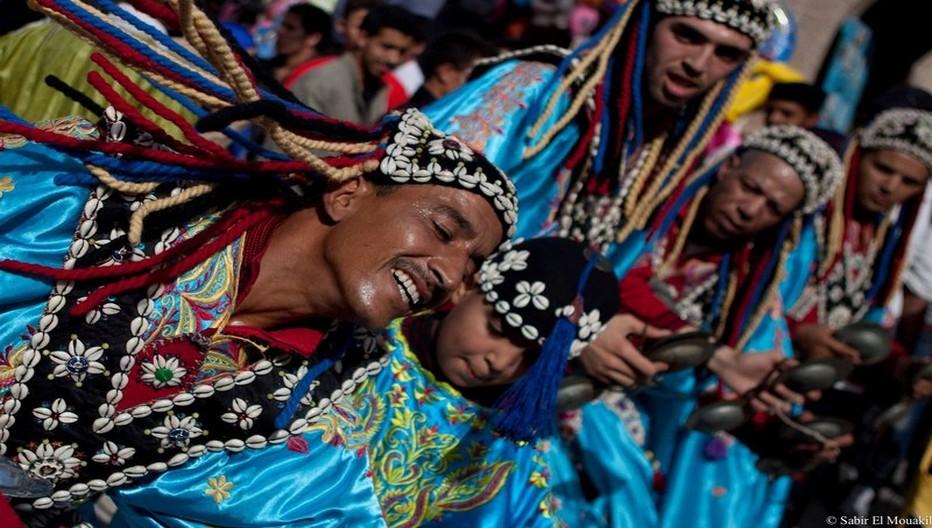 Le Festival Gnaoua et Musiques du Monde d'Essaouira se déroule cette année du 29 juin au 1er juillet.  ©festival-gnaoua.net/fr/