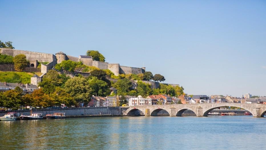 Le W FOOD FESTIVAL se déroule du 1er au 3 juillet dans l'enceinte de la citadelle de Namur en Belgique .(c)WBT-J.LFlemal