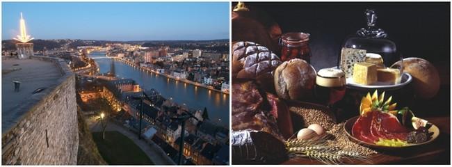 W Food Festival, ce sont toutes les saveurs de la Wallonie gourmande qui se donnent rendez-vous le temps d'un week-end prolongé à Namur.© WBT-J.LFlemal  et WBT-Avantage