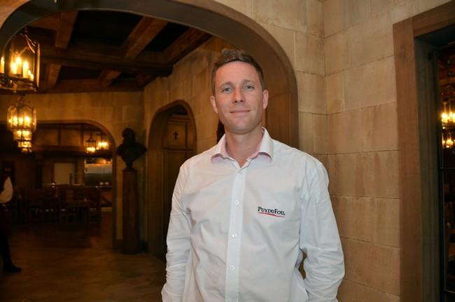 Nicolas de Villiers a succédé à son père à la tête du Puy du Fou en 2004. Crédit photo  : David Raynal