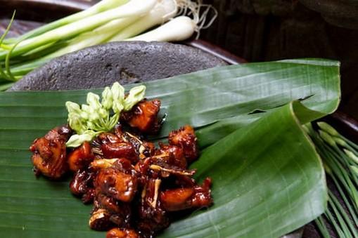 """Le """"rendang"""", une spécialité indonésienne incontournable qui a été élue Meilleur Plat au Monde en 2011 par 35000 lecteurs de CNN Travel.Crédit photo Ubud Food Festival."""