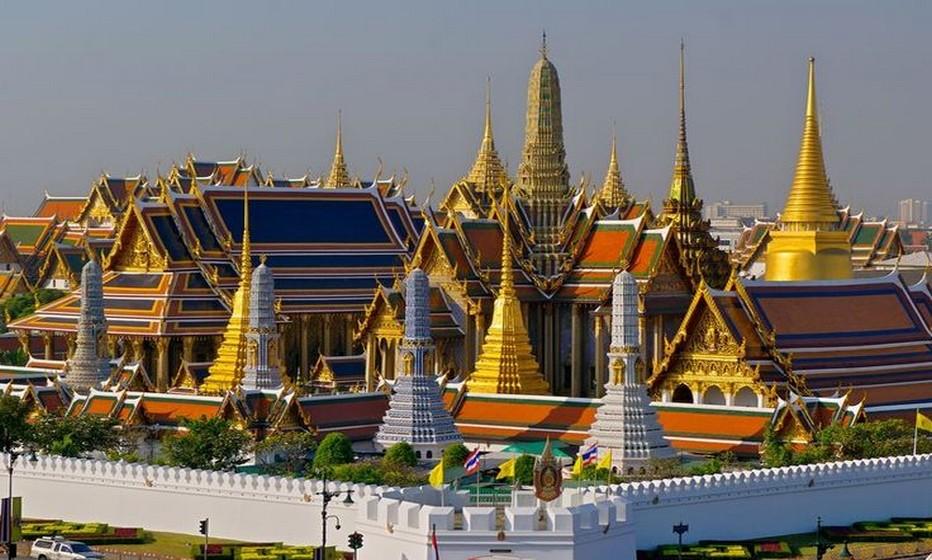 Bangkok capitale vivante de la Thaïlande, une ville où traditions et modernité se rejoignent.©lindigomag/Pixabay