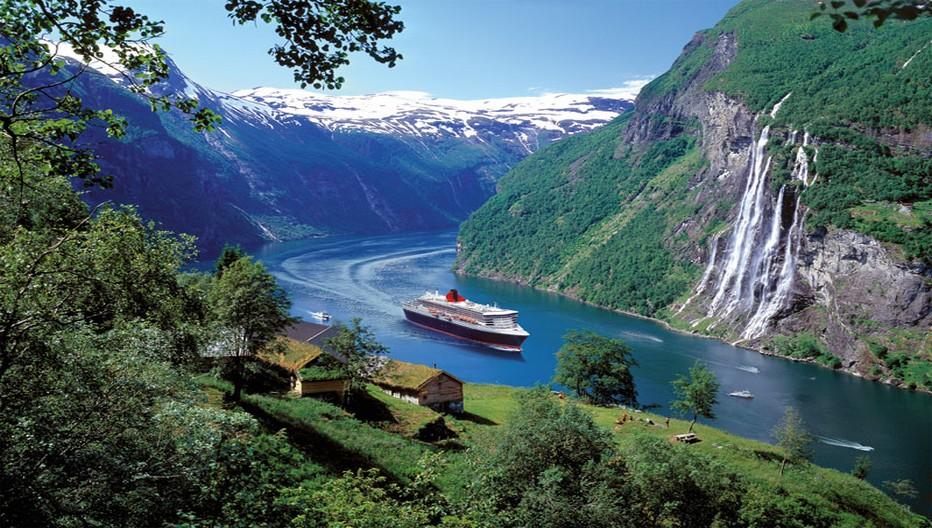 Scandinavie : croisière dans les plus beaux fjords de ce pays où écologie est le maître- mot. Copyright visitnorway.com