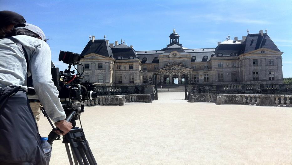 Jusqu'au 5 novembre, le château vous invite à pénétrer dans les coulisses des tournages; Copyright C.Gary