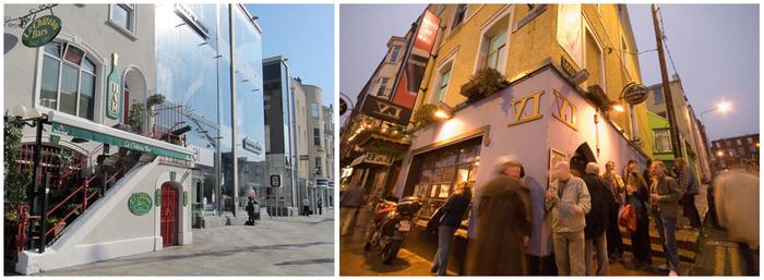 Dans les célèbres pubs de Cork réunion entre amis pour déguster sans détour une choppe de Blarney Blonde, Rebel Red ou Shandon Stout. Crédit photos David Raynal