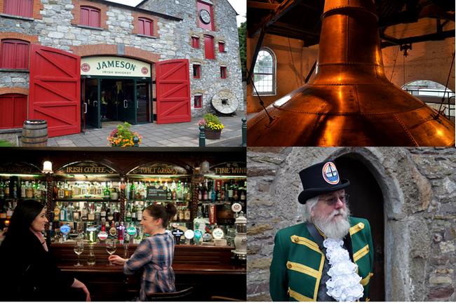 Parmi les Whiskey irlandais le Jameson est une valeur sûre. Crédit photo David Raynal.