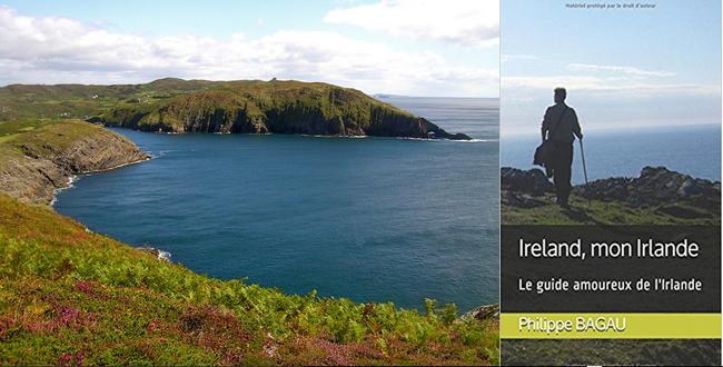 Profondément amoureux de l'Irlande depuis 30 ans, Philippe Bagau nous livre un dictionnaire amoureux de l'Irlande. Crédit photo D.R.