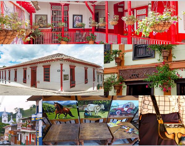 Les villages autour de Medellin ont gardé leurs traditions artisanales et gourmandes....Les musées sont à découvrir et les petits hôtels colorés et très confortables accueillent leurs hôtes avec une grande gentillesse et un savoir-faire digne des grands hôtels. Copyright C.Gary et D.R.