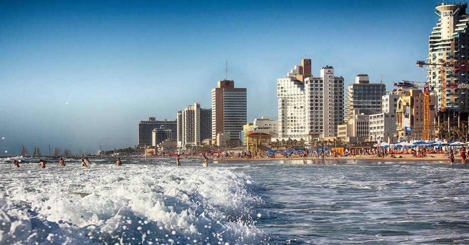 Tel Aviv (Israël) : il semble loin le temps des premiers colons venus faire émerger du sable cette bande aride sur la mer pour en faire la capitale économique, financière et scientifique qu'elle est aujourd'hui. (Copyright Lindigomag/Pixabay)