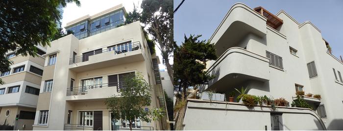 Pour en savoir davantage sur les bâtiments du Bauhaus, le Bauhaus Center propose un plan détaillé des rues et des bâtiments les mieux conservés.(Copyright C.Gary)