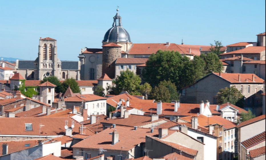 Montbrison, capitale des Comtes de Forez © OT Pays de Loire