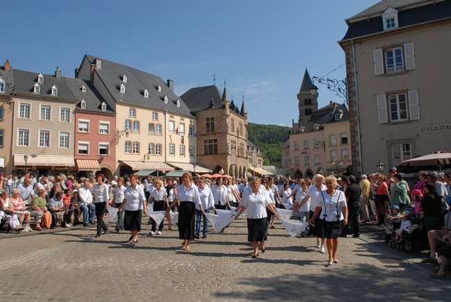 Procession dansante © Foto acpress(e)