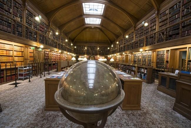Bibliothèque de l'Hôtel de Ville de Paris - Journées du Patrimoine 2018 - @Paris.fr