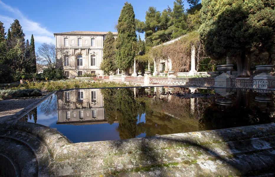 Jardins de l-abbaye Saint André La Chartreuse © A.Nollet
