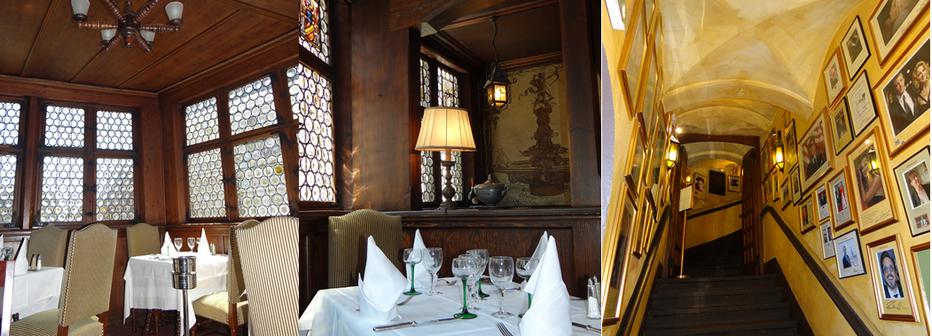 À la Kammerzell, l'émerveillement et à tous les étages. ©Bertrand Munier