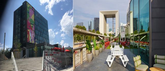 Un Hôtel d'exception tout prêt de la Grande Arche de la Défense. @ RB et Tripadvisor