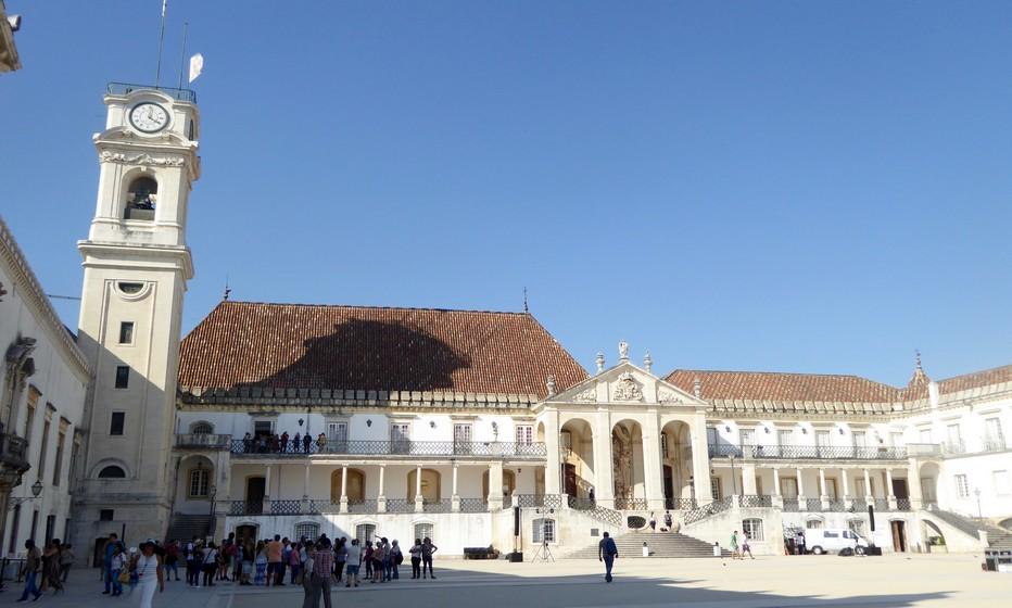 Université de Coimbra.@ C.Gary
