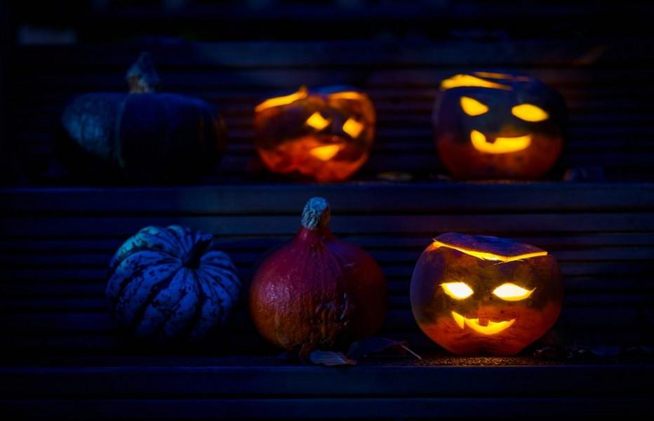 La Fete Halloween.Halloween Une Fête Pour Se Déguiser Et Se Faire Peur
