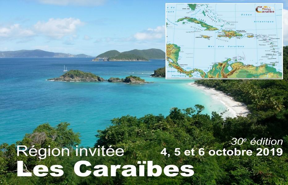 Les Caraïbes, magnifique région du globe, seront les invités de la 30ème édition du Fig ! ©FIG