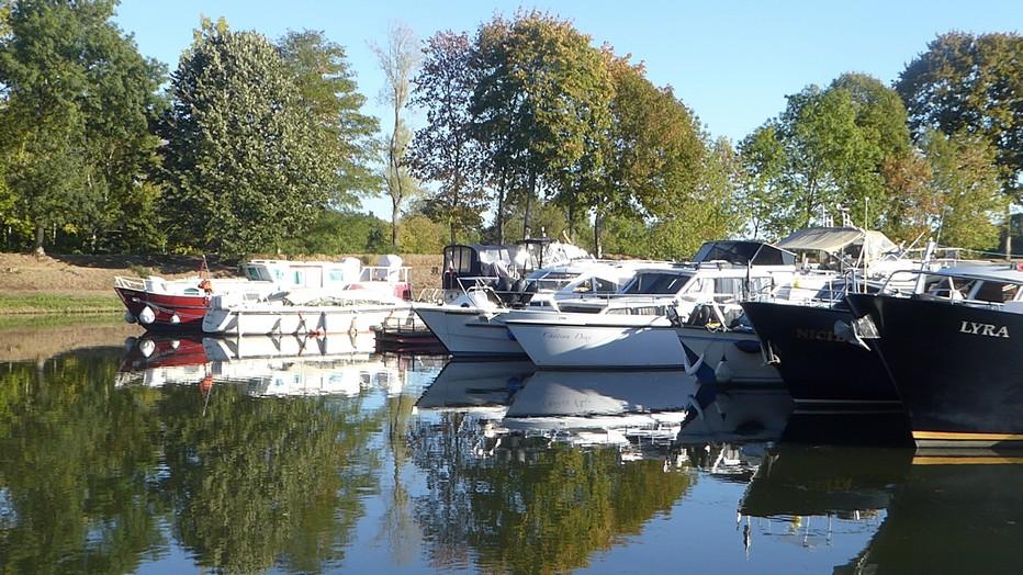 Port de la Jonction; Copyright Catherine Gary