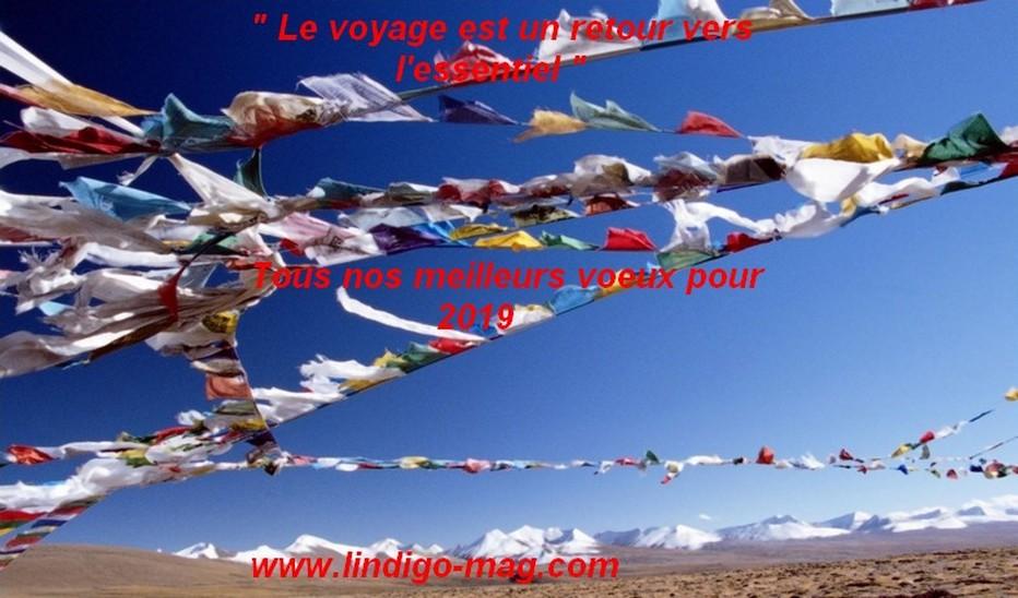 Voyage au Tibet - @ Lindigomag/DR